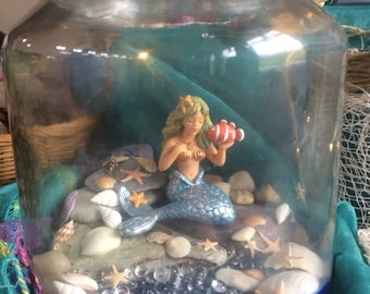 Mermaid In A Jar