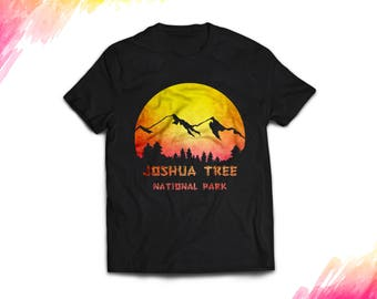 Joshua Tree National Park Shirt Souvenir, Joshua Tree tee shirt, Joshua Tree national park T-Shirt Women's Men's gift  #0227