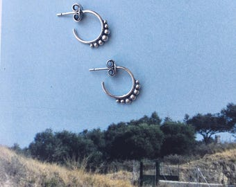 Ethnic Seven dots earring