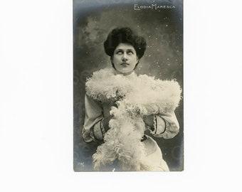 Vintage Postcard - Elodia Maresca