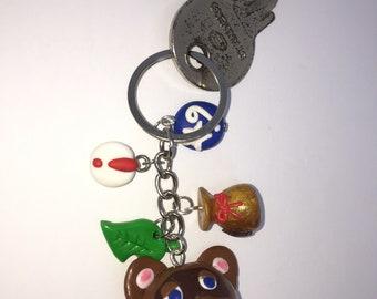 animal crossing gate key keychain animal crossing new leaf, animal crossing charms, Keychain, keyring, geeky, geek life play key