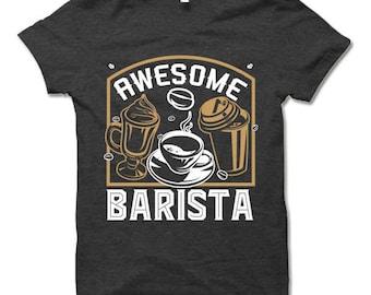 Barista Gift. Barista Shirt. Fun Gift for Barista.