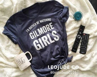 I'd rather be watching Gilmore Girls ©
