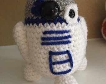 R2D2 the Soft Friend