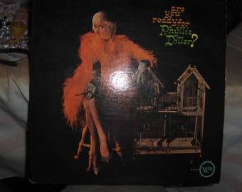 """Phyllis Diller - """"Are You Ready For Phyllis Diller?"""""""