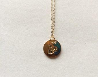 Shaka Necklace