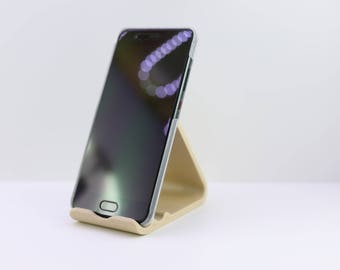 IPhone Smartphone stand wood/PLA