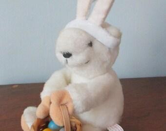 Li'l Bear Dressed up like Easter Bunny