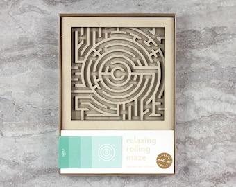 Rolling Maze - Calm