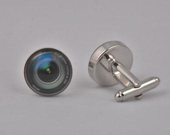 Camera Lens Photography Cufflinks Mens Cufflinks Shop Cufflinks Awesome Cufflinks Groom Cufflinks Popular Cufflinks Quality Cufflinks
