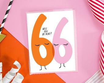 Be Nine Card