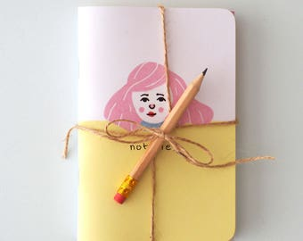 Note book set (3 PCs)