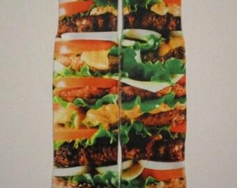 big stack burger novelty socks buy any 3 pairs get the 4th pair free
