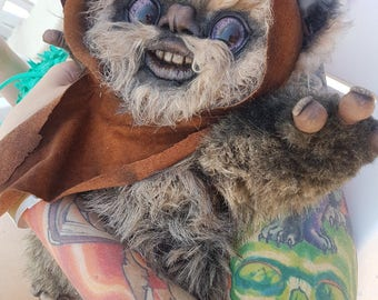 Small Ewok