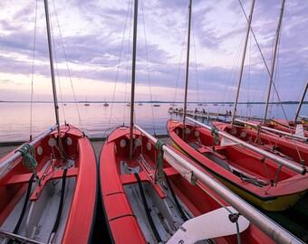 UW Madison Wisconsin Photography, Lakeshore Badger Techs, Boat Art, Memorial Union Terrace