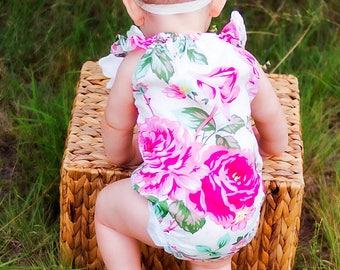 Baby Girl Dresses, baby girl Bubble Romper, Birthday dress, baby girl first photos, smash cake dress, toddler summer dress