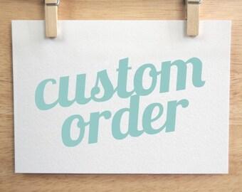 Custom Adult Size T-Shirt