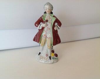 Occupied Japan Figurine European Style Man