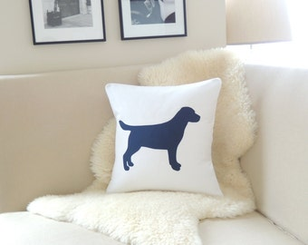 Labrador Retriever Pillow Cover