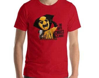 Antichrist Lucha Libre Anticristo T Shirt Luchador