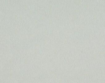 Light Grey - 100% Pure Wool Felt