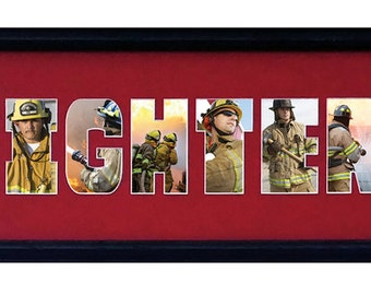 Firefighter Custom Photo Mat 8x26 (mat only)