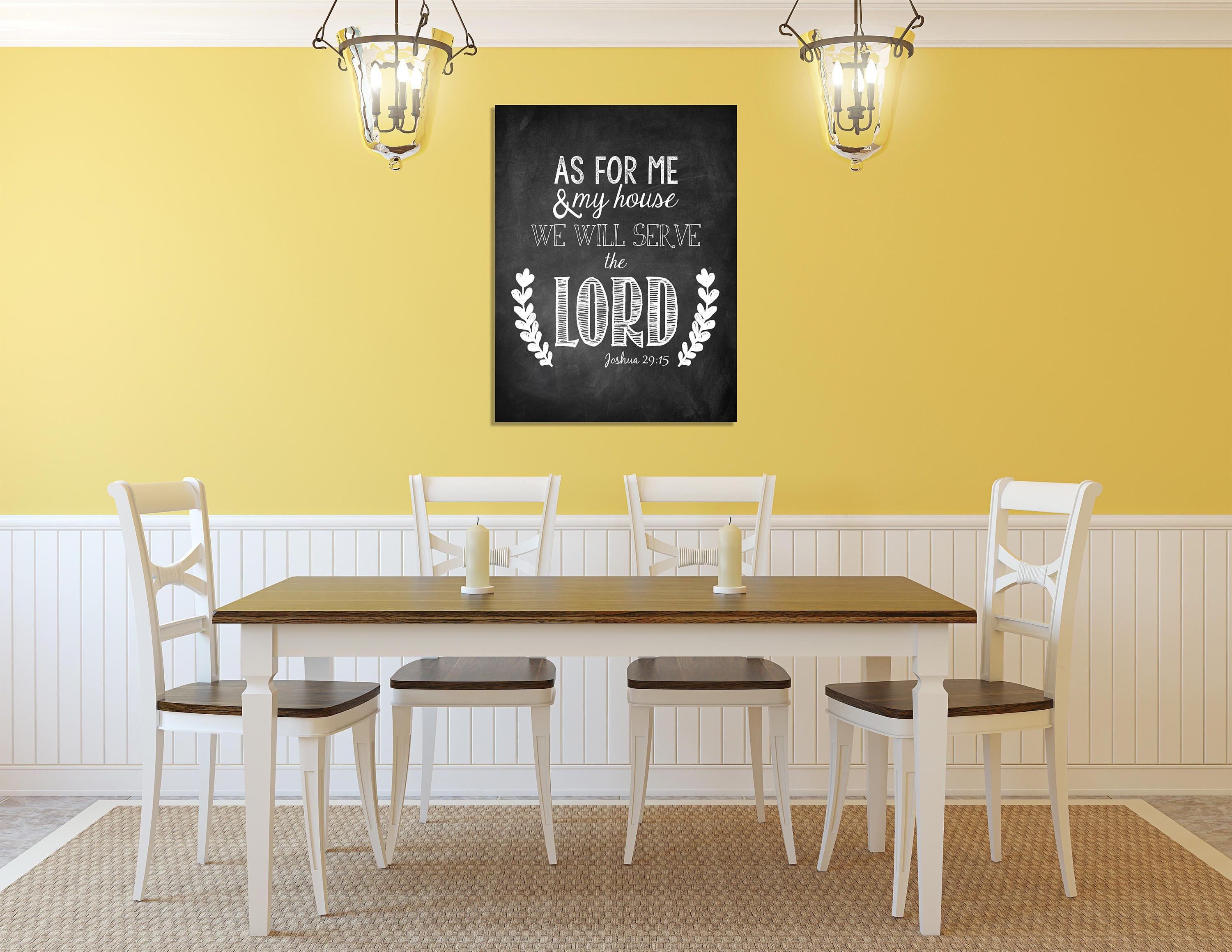 Awesome Wall Decor Chalkboard Photos - The Wall Art Decorations ...