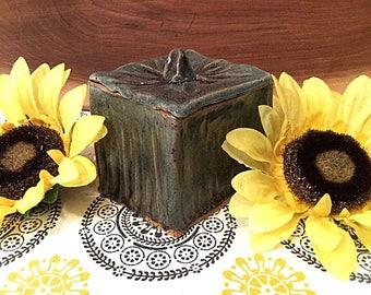 Small Ceramic Lidded Box