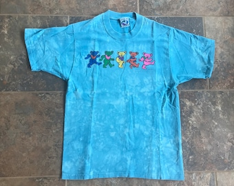Grateful Dead Vintage 1997 Dancing Bears Shirt