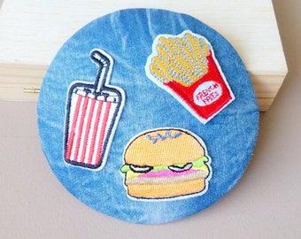 fascinator fast food