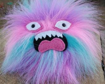Stuffed Monster, stuffed animal, plush monster, toy monster, handmade toy, handmade stuffed animal, stuffed animal cirtter, monster sale