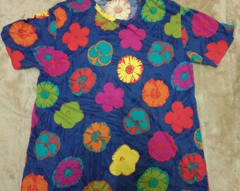 Vintage 90' United Colors Of Benetton Nice Design Made in italy