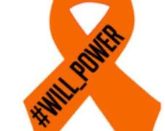 William Smith Leukemia Support Decal