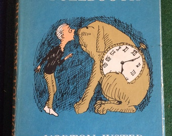 The Phantom Tollbooth First Edition