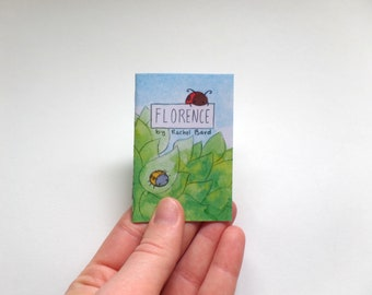 Florence Mini-Comic Zine