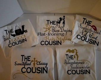 The Cousins T-Shirt