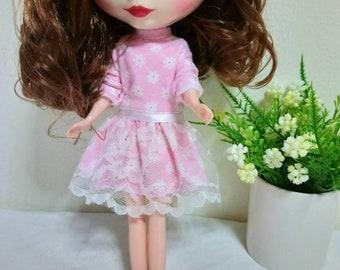 Blythe T-Shirt Dress, Blythe outfit, Blythe Clothes