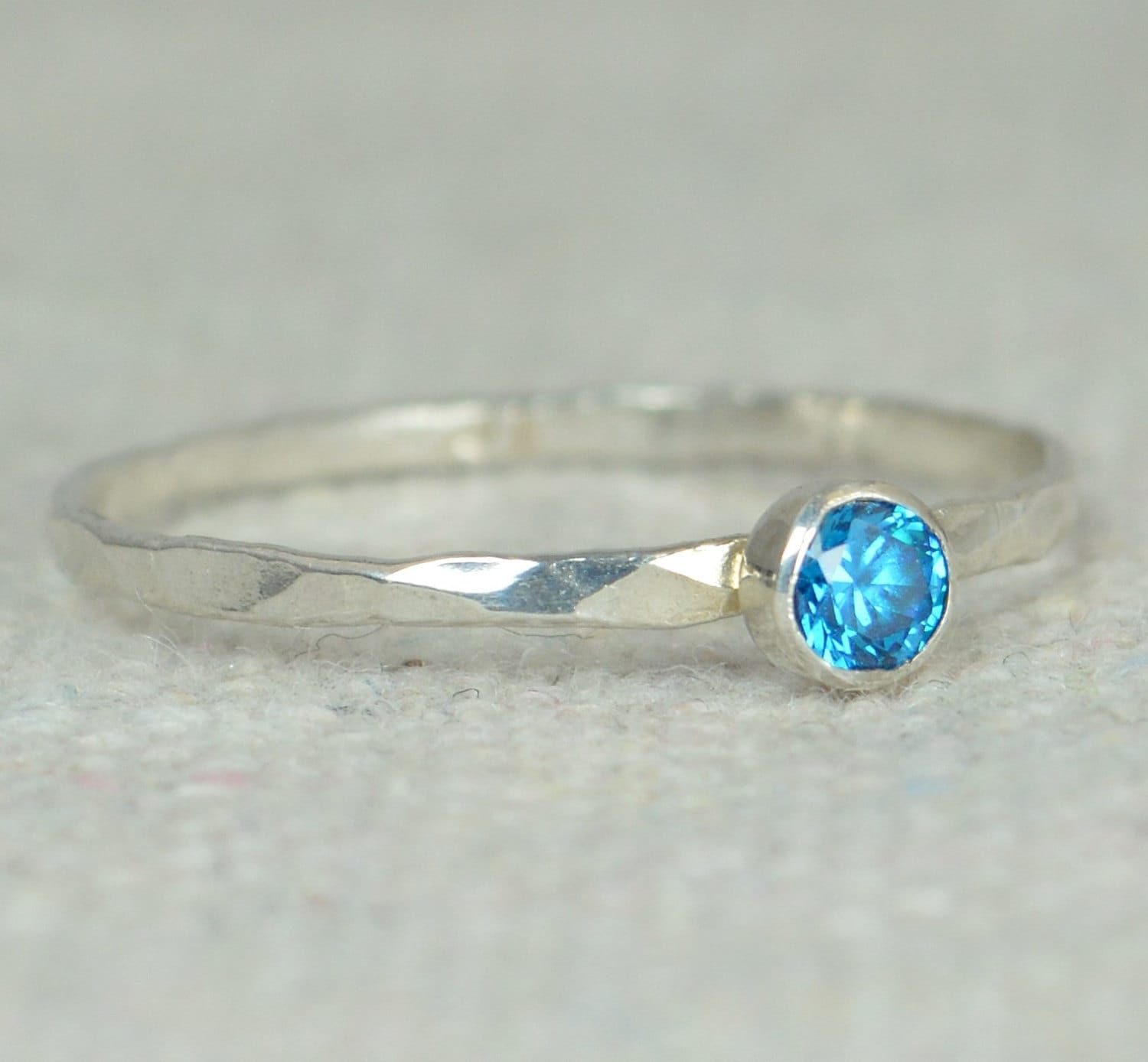 in row rings set december birthstone princess blue h and topaz swiss i si two ring white gold channel cut diamond engagement sleek gemstone