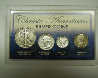 Classic American Silver Coins