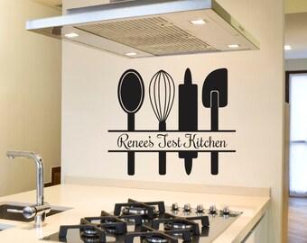 Kitchen Wall Decals