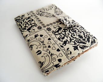 E-reader Case, Kindle Paperwhite Cover, Kindle cover, E-book Reader Cover, E-reader cover, Paperwhite case, Hülle