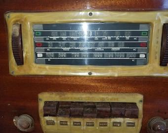 H-634 G-E Radio 1939