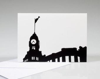 Folded Card, Hotel New York (PR005)