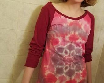 Mandala Tie Dye Sleep Shirt *cyber week special price*