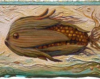 SWEET CORN FISH