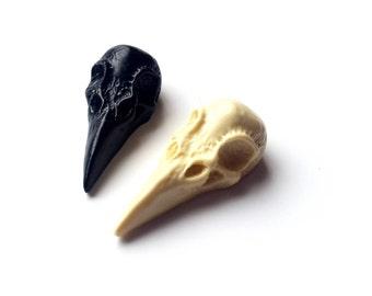 2 x Small Skull Blanks