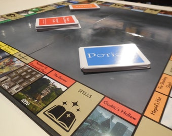 Harry Potter Themed Monopoly