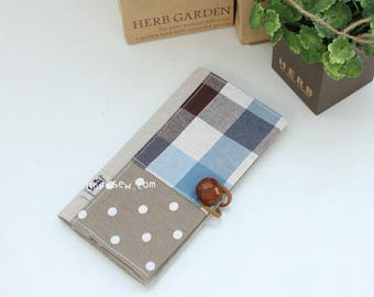 116 Tanya Cheque Book, Credit card Wallet PDF Sewing Pattern