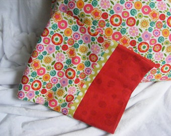 Modern Floral Pillowcases (2)