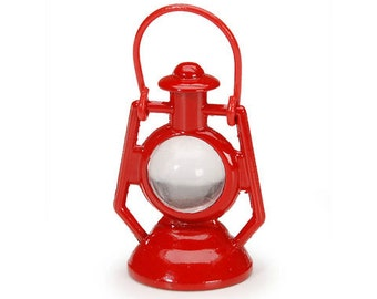 Miniature Red Lantern